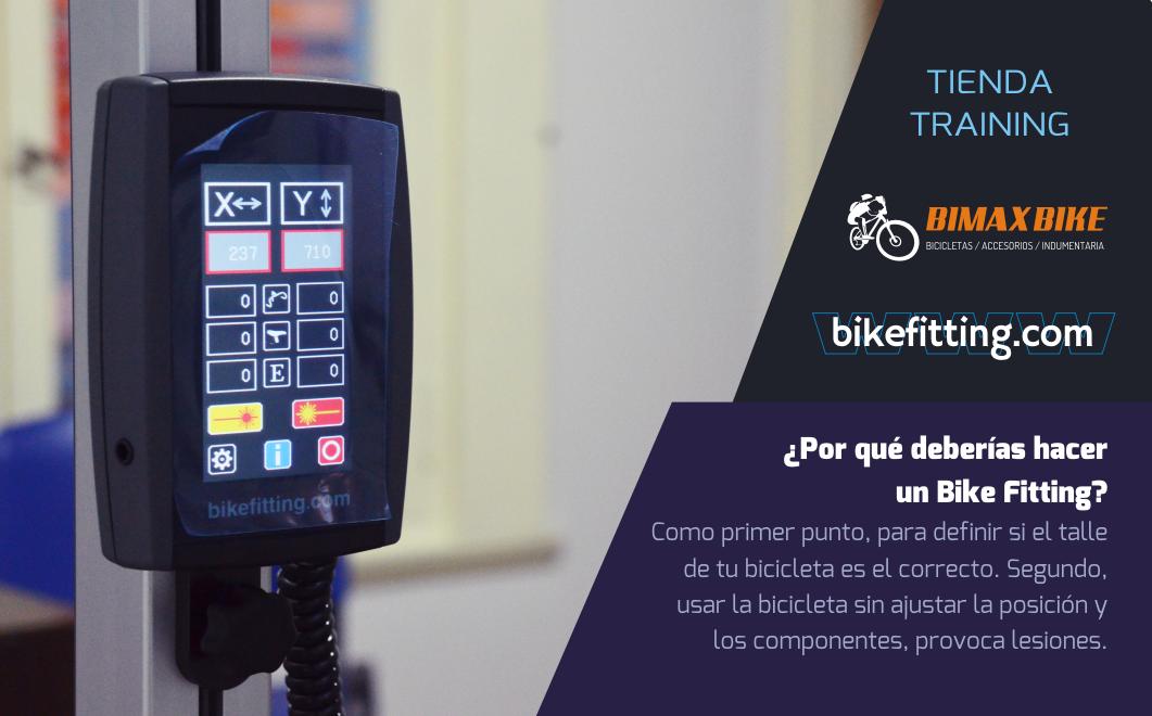 Identidad Facebook y Flyers «Bikefitting»