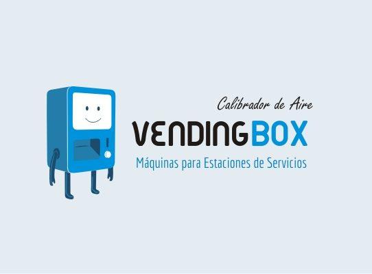 Creación de Marca «Vending Box»