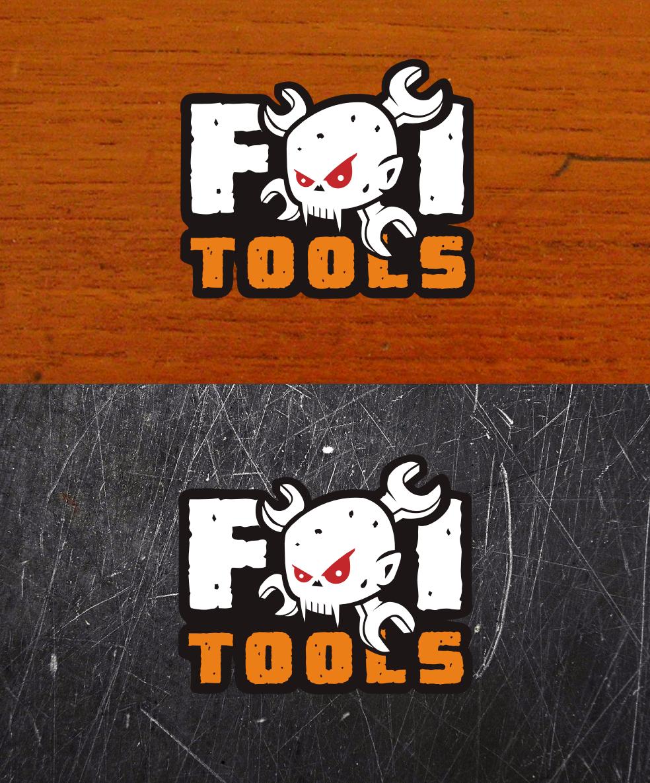 Diseño de logo FOI TOOLS