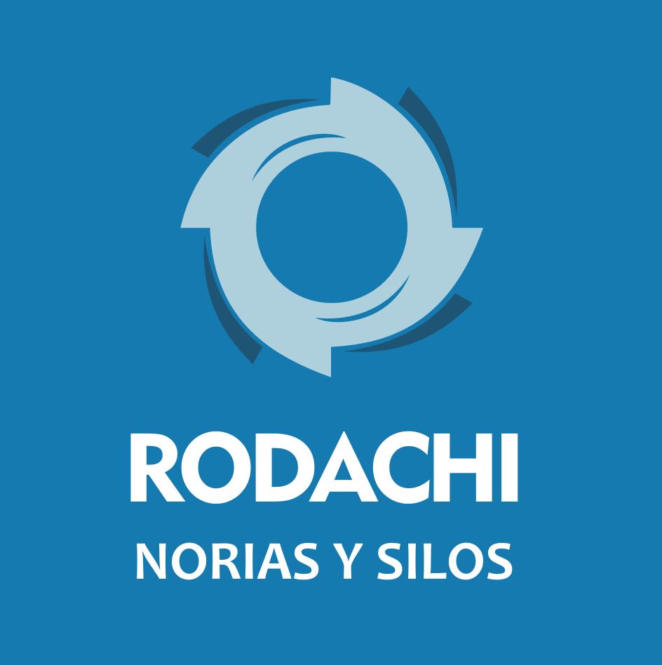 Identidad Comercial «RODACHI Norias y Silos»