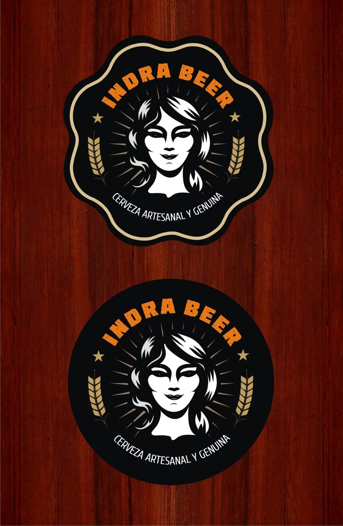 Creación de marca «Indra Beer»