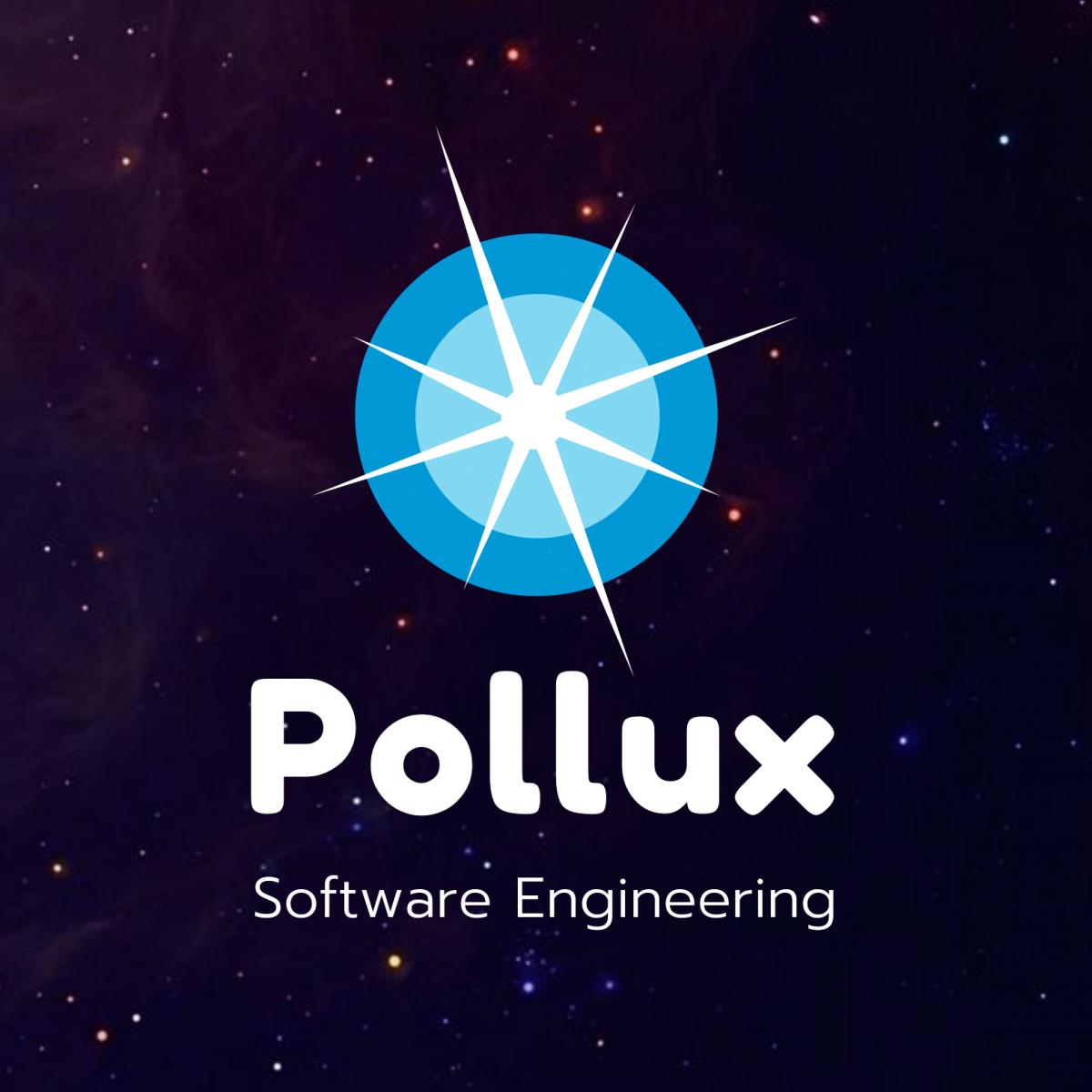 Creación de marca «Pollux» Consultora